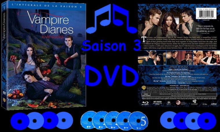Saison 3 - DVD - Sortie le 14 novembre 2012