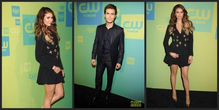 CW Upfronts 2014