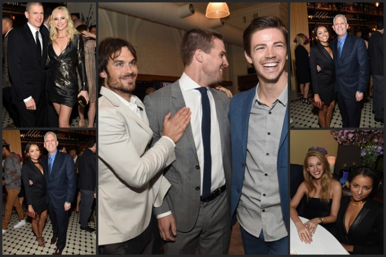 CW Upfronts 2015 - The Vampire Diaries