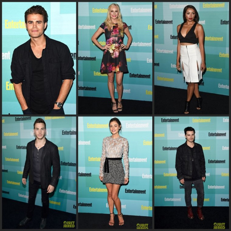 Comic con 2015