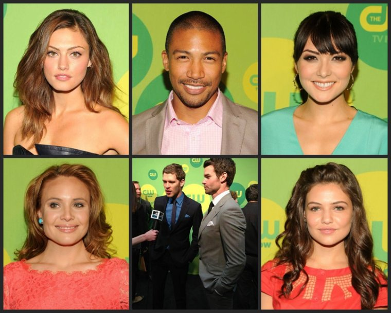 CW Upfronts 2013