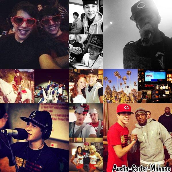 Nouvelles photos d'Instagram et aussi de son (A)Ustream de samedi