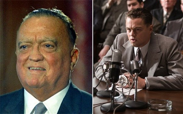 Critique: ** J. Edgar
