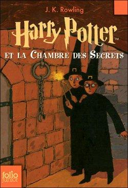 Harry Potter et la Chambre des Secrets ¤ tome 2 ¤ J.K. Rowling