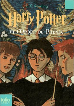 Harry Potter et l'ordre du Phénix ¤ tome 5 ¤ J.K. Rowling