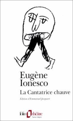 La Cantatrice Chauve  ¤  Eugène Ionesco
