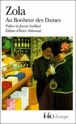 Au bonheur des Dames  ¤  Emile Zola