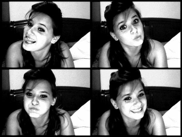 Alyssia . 18 ans . Célib-A-Terre  ♥