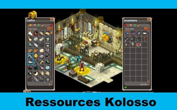 Résultat Kolosso