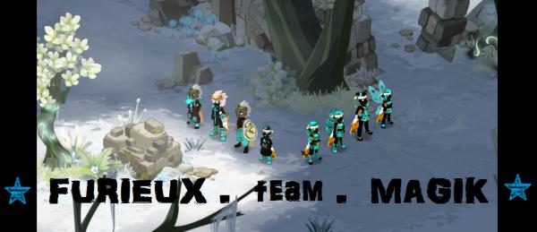 La Team Le-Furieux - Magikrace