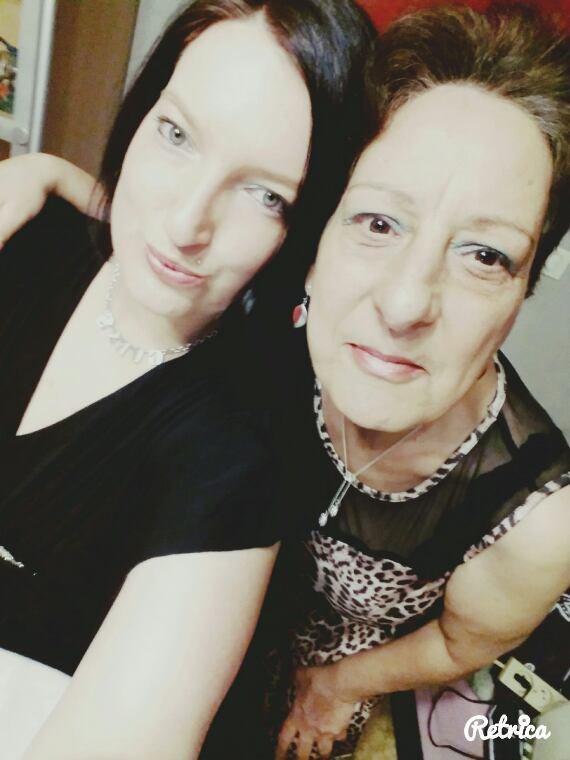 Ma et ma paulette