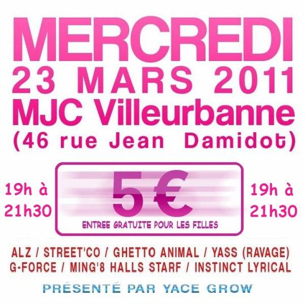 Concert le 23 mars 2011 ,,, Venez nombreux a partir de 19h