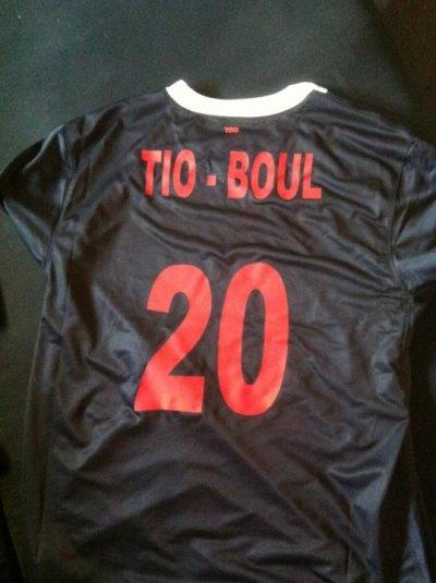 Tio-Boul / Tio Boul - Dans mon quartier (2011)