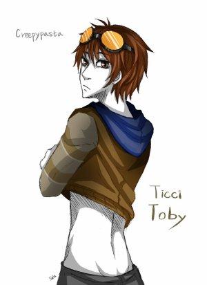 Ticci Toby (Creepypasta)