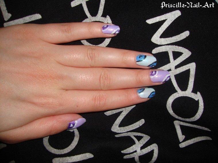 Nail Art Rond