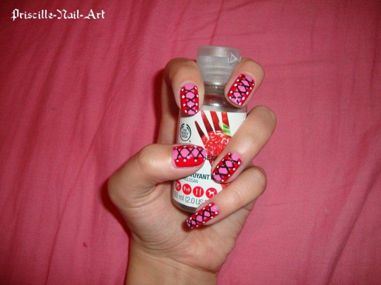 Nail Art Corset 3