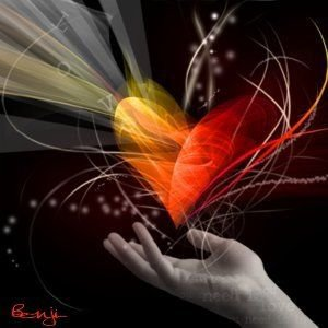 j'ai la sensation de ne plus etre aimé de toi ='(...