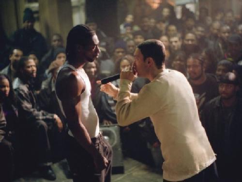 Le tournoi de rap battle