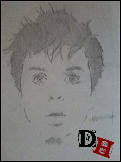 #26. Billie Joe Armstrong (Green Day).