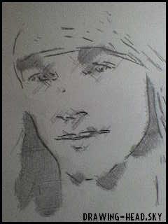 # 30. Axl Rose (Guns'N Roses).