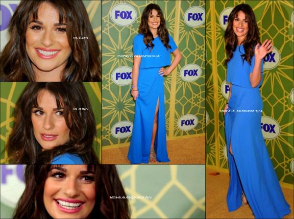 08/01/12 - Lea Michele était au Fox all-star Party avec tout le cast de Glee. __________________ Ton avis sur sa tenue ?