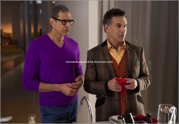 Découvrez les stills de l'épisode 3x13 « Heart » où apparaissent les papas gays de Rachel !