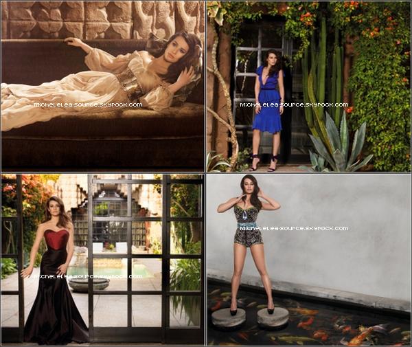 Lea posant pour le magazine Prestige, mois de Mars 2012. Comment trouves-tu ce shoot ?