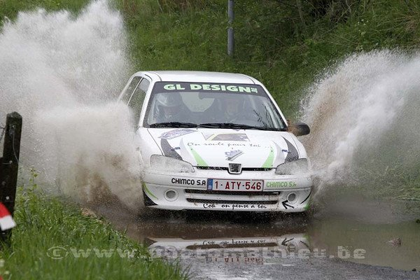 Rallye sprint de Clavier 2012