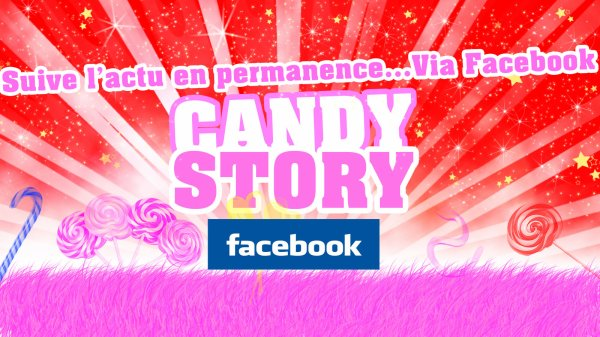 Candy Story On FaceBook
