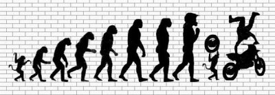 L'évolution ! =)