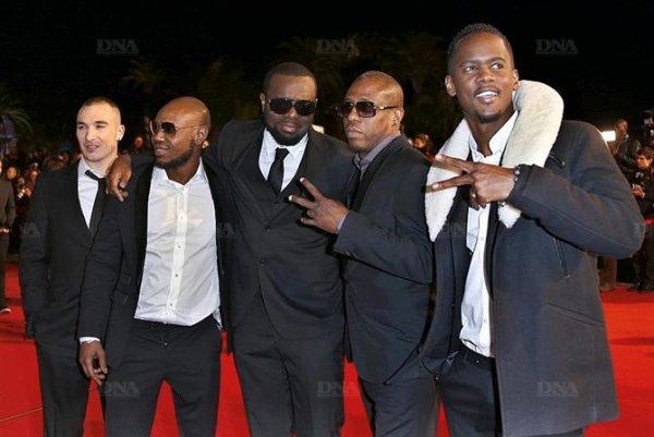 Sexion D'Assaut aux NRJ Musique Awards ♥