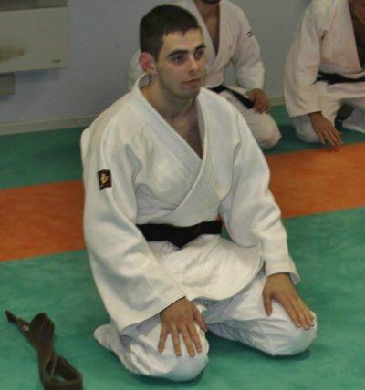 Ma ceinture noire en Jujitsu et Judo