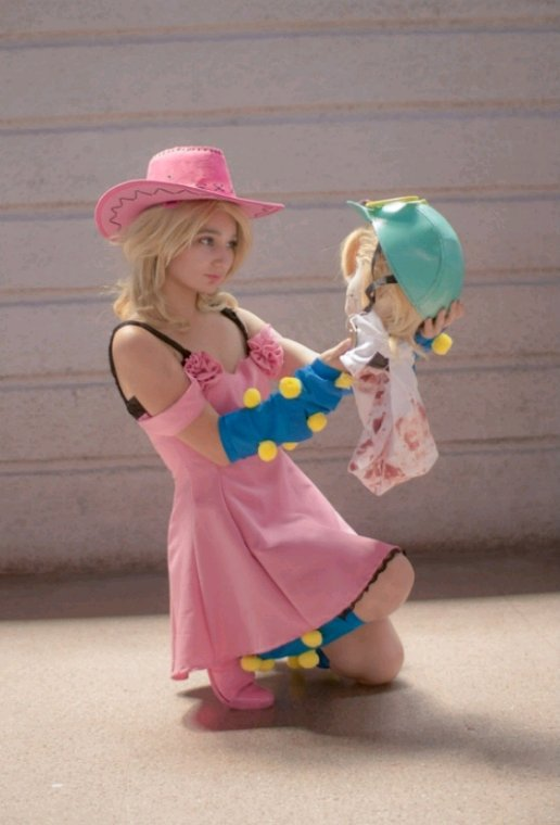 Cosplay Lucy Steel