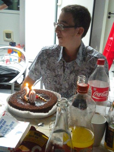 a mons anniversaire