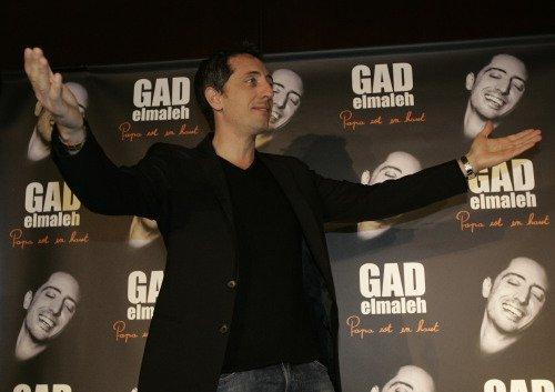 Gad Elmaleh : TMC censure une allusion à sa vie sentimentale
