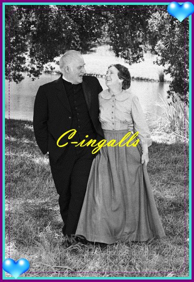 Robert Alden  & Anna Craig