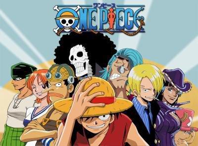 One Piece : L'équipage aux chapeau de paille