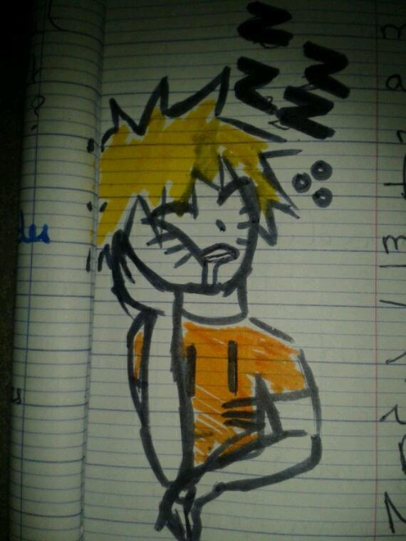 Nouvelle vie : Chapitre 2 : Naruto