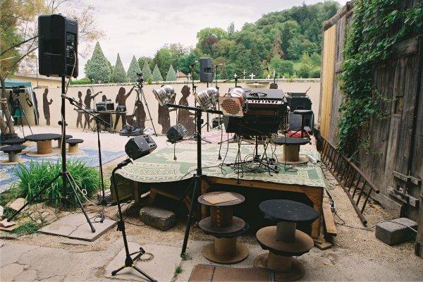 Photos de l'inauguration de l'association le 11/09/2011 à la villa marbrerie