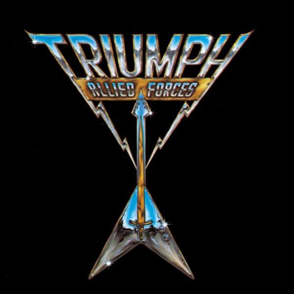 Triumph - Allied Forces 19Septembre1981