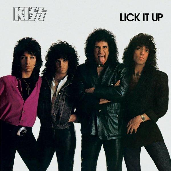 KISS - Lick It Up 23Septembre1983