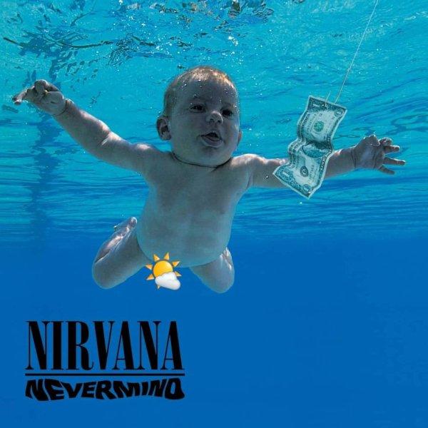 Nirvana - Nevermind 24Septembre1991