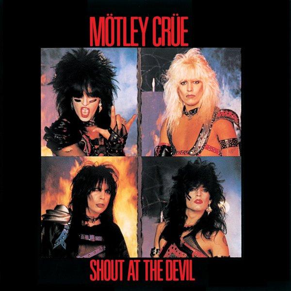 MötleyCrüe - Shout At The Devil 26Septembre1983