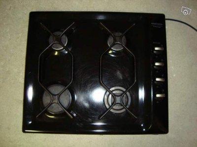 articles de doch39 tagg s plaque de gaz 4 feux arthur martin electrolux gaz de ville table de. Black Bedroom Furniture Sets. Home Design Ideas