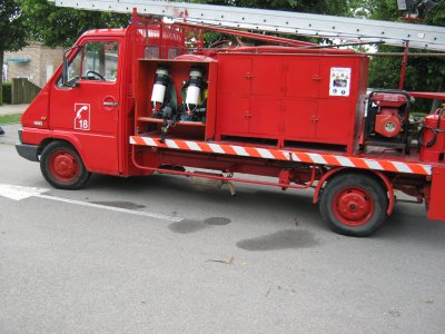 sapeurs pompiers de nouvion en ponthieu