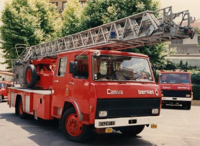 l étnique du sapeurs pompier