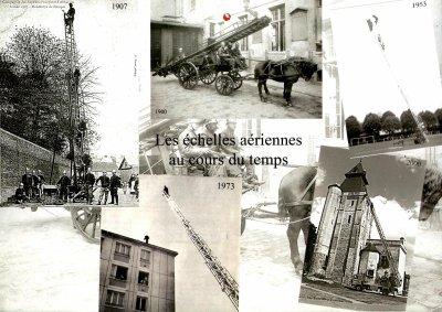 échelles du centre de secours d abbeville: le passé et aujourd hui