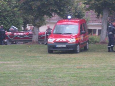 VL pompiers pompiers 80