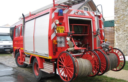 fourgon incendie FPTL