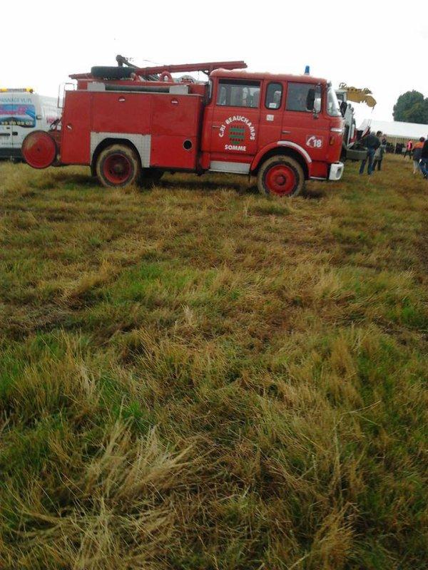 ancien camion pompiers beauchamps